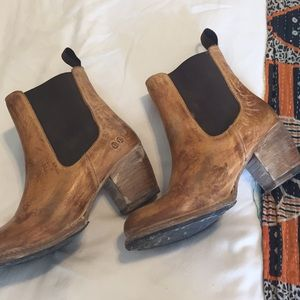 Bed Stu Shoes - Hand made Italian leather boots